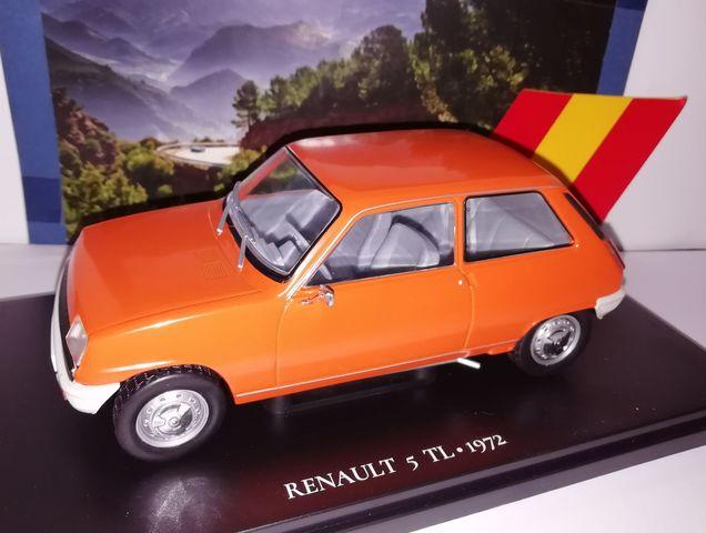 Renault 5 Tl 1969 Esc. 1 / 24
