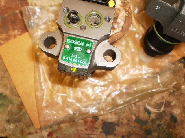2 INYECTORES BOMBA - foto 2