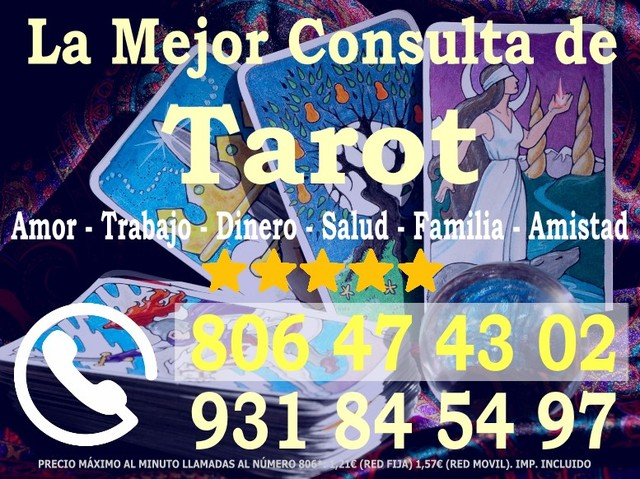 EL MEJOR TAROT PARA PROBLEMAS AMOROSOS - foto 1