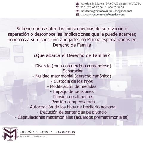ABOGADO DIVORCIOS Y HERENCIAS - foto 1