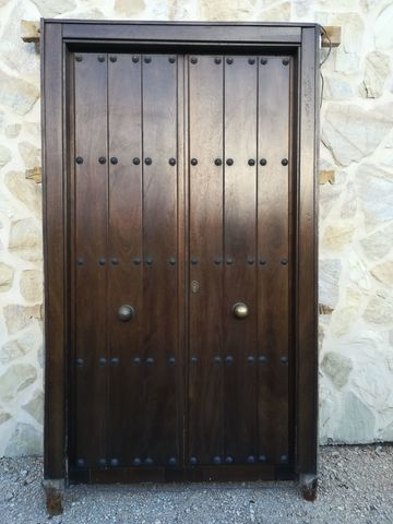 Puerta Exterior Para Vivienda