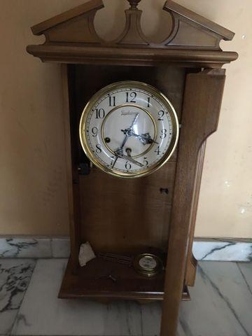 Reloj De Pared De Cuerda.
