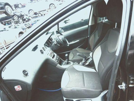 Juego De Asientos Peugeot 308 2010 1. 6Hd