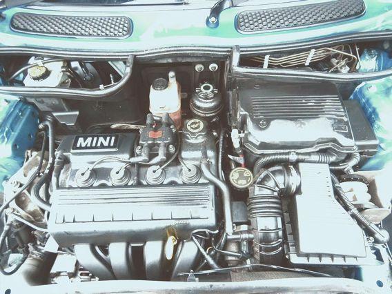Se Vende Motor W10B16A Mini Cooper 1. 6 1