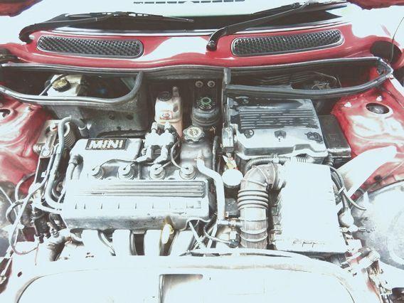 Se Vende Motor Mini Cooper R50 W10B16A 1