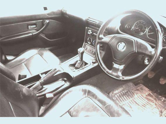 Juego De Asientos Bmw Z3 Roadster 1. 9I C