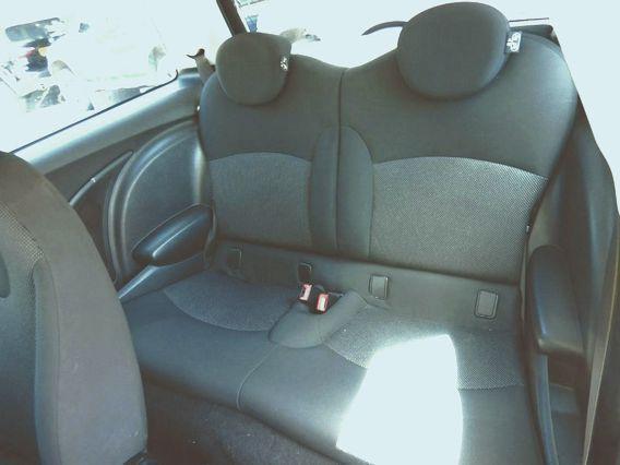 Juego De Asientos Mini R56 1. 4 16V 75Cv