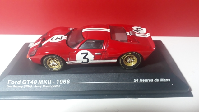 Ford Gt40 Mkii 1966