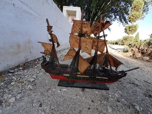 Barco Antiguo
