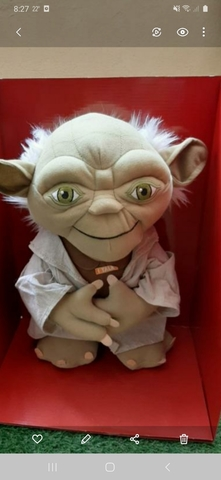MIL ANUNCIOS.COM Yoda muñeco Segunda mano y anuncios