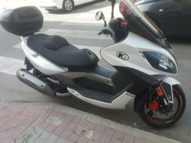 KYMCO - XCITING 500 R ABS - foto 2