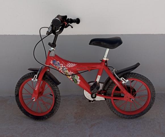 Bicicleta De 14 Pulgadas