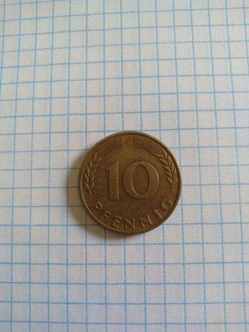 10 Penning 1972