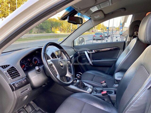 CHEVROLET - CAPTIVA 2. 2 VCDI 16V LTZ 7 PLAZAS AWD - foto 8
