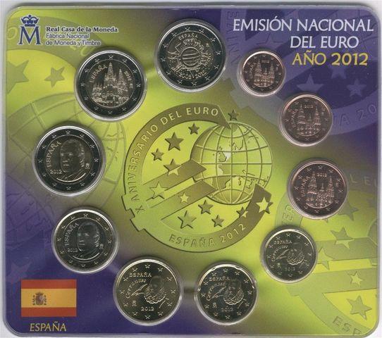 Euroset España 2012