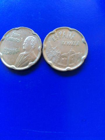 Moneda De 50 Pesetas Año 1990