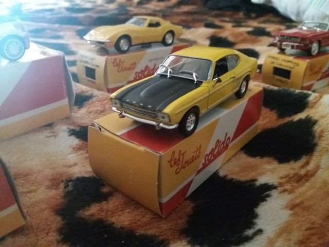 Coches Solido, Escala1/43
