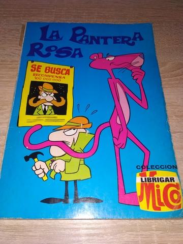 Cómic Pantera Rosa N° 9