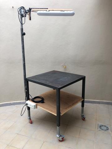 Mesa Trabajo Cerrajero - Bricolaje