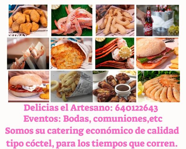 CATERING BODAS Y COMUNIONES - foto 7