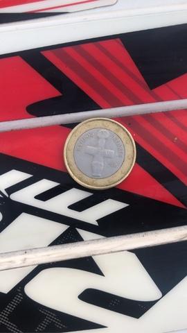 Moneda Kibris 2008