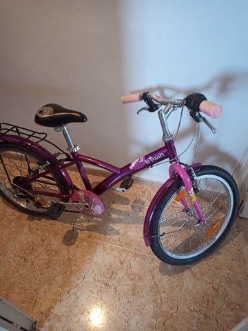 """Bici De Niña 20\"""""""
