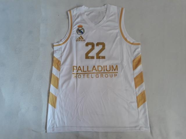 Camiseta Real Madrid Basket