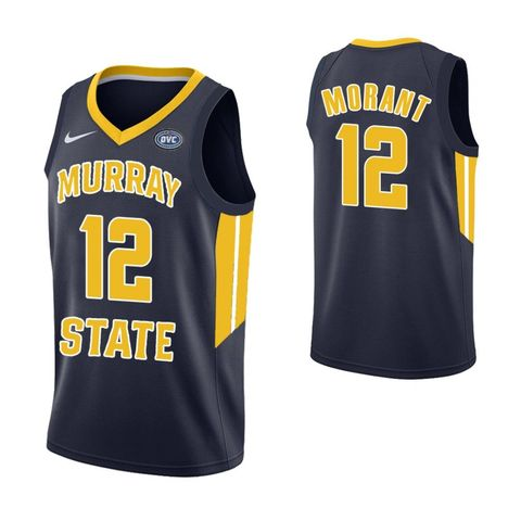 CAMISETA NCAA MURRAY 12 AZUL - foto 1