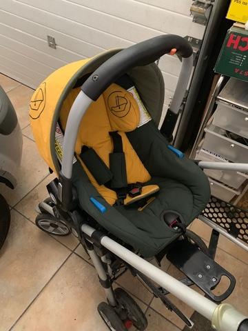 Carrito de paseo 3 en 1 EVO   Cochecito de bebé Uberchild