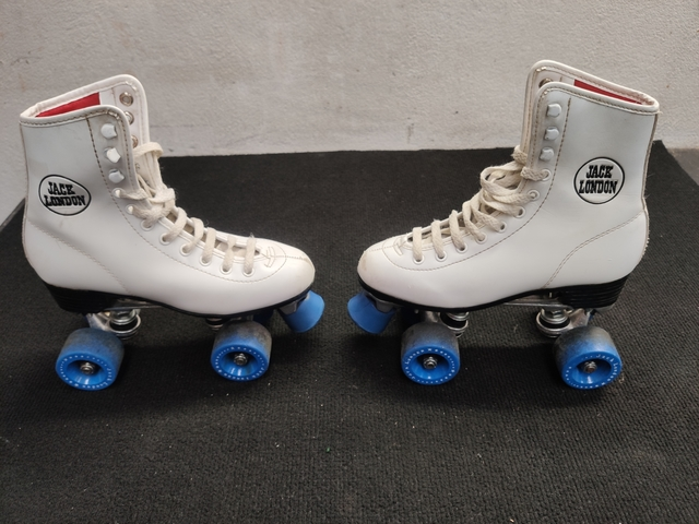 Patines Bota 4 Ruedas Jack London