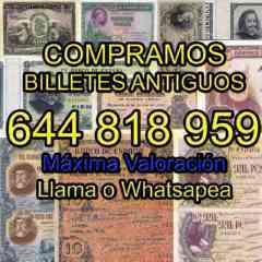Tasamos Billetes Extranjeros Valoración