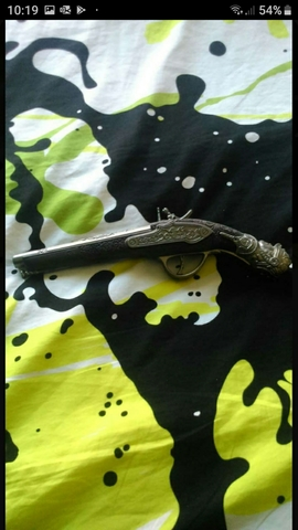 Arma De Juguete.