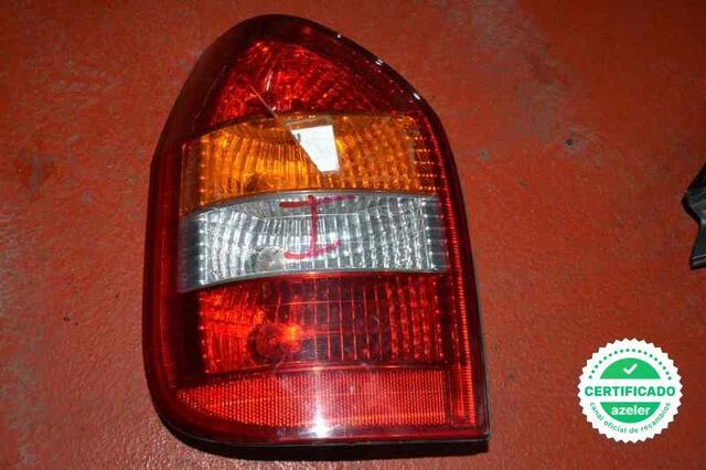 Vauxhall Astra H//Zafira B Trasero Derecho De Bloqueo De La Puerta Motor-Nuevo Original 13210739