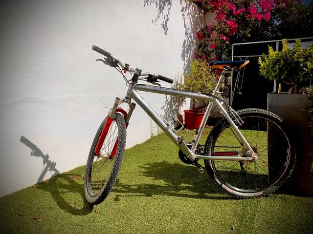 BICICLETA MTB ALUMINIO ALIGERADO.  11, 9KG - foto 2