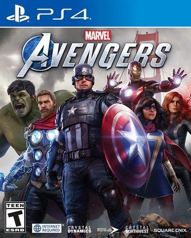 MARVEL'S AVENGERS PS4 DIGITAL - foto 1