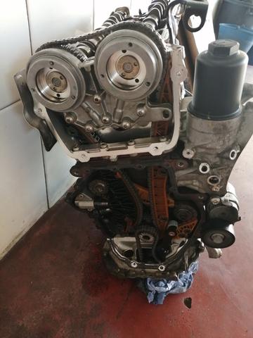 MOTOR VW GOLF 7 R DESPIECE - foto 2