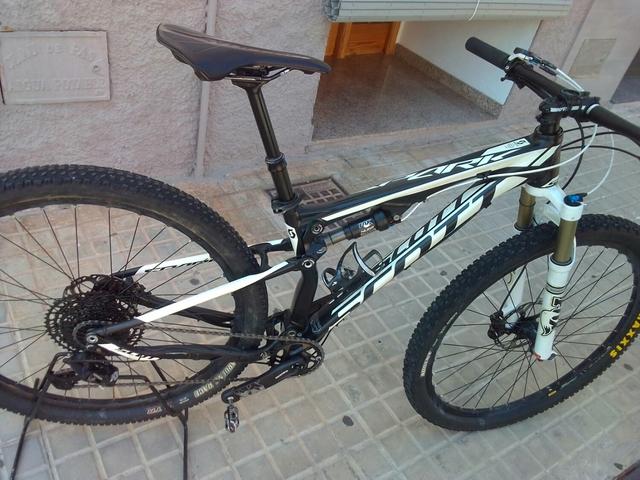 Bicicleta Montaña Doble De 29