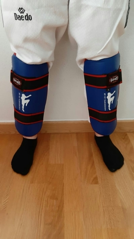 Espinilleras Taekwondo