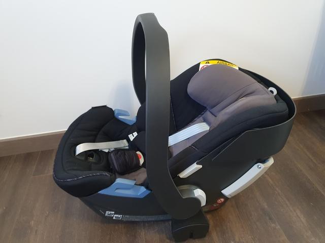 alquiler sillas bebe para coche alicante