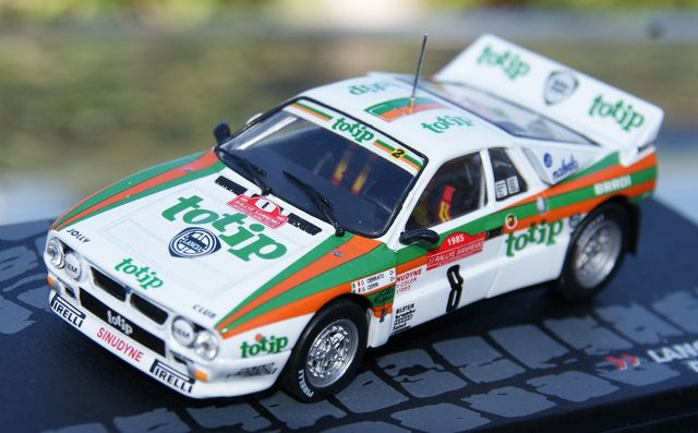 Lancia 037 Rally Rallye Sanremo 1985 D.C