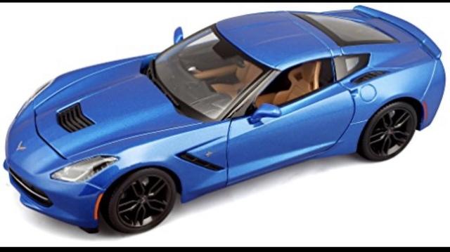 2014 Corvette Stingray Z51  Maisto