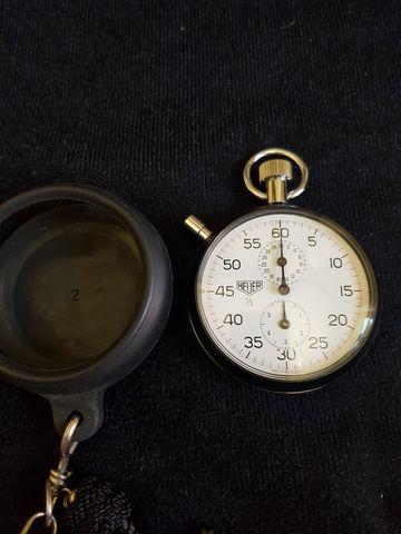 Cronometro Hever Mecanico
