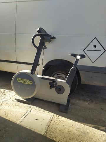 Bicicleta Technogym