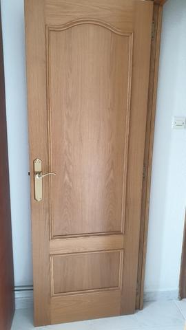 MIL ANUNCIOS.COM Puertas de madera exterior Segunda mano y