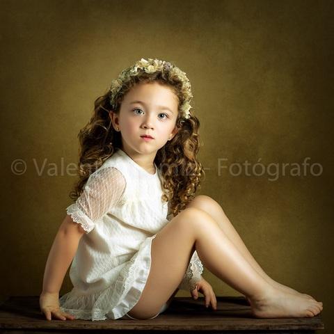 FOTOGRAFÍA DE RETRATO EN ESTUDIO - foto 1