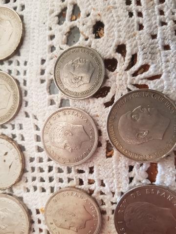 Monedas Rey Y De Franco
