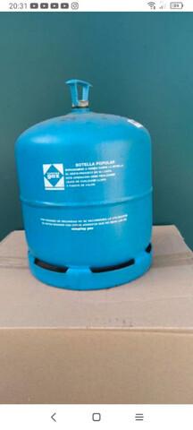 Botellas Campingaz Azul