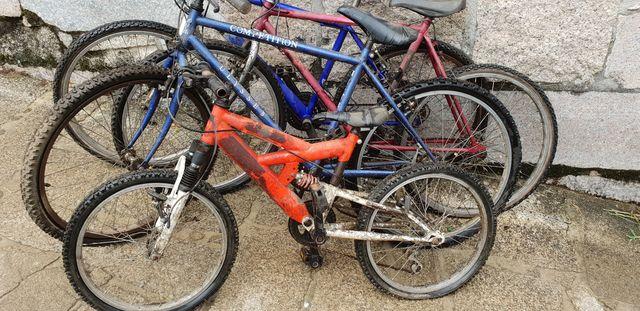 Se Venden 4 Bicicletas
