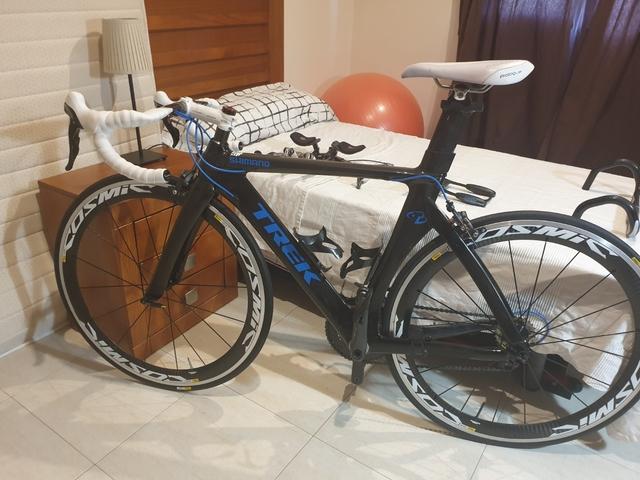 Pack Bicicleta De Carbono