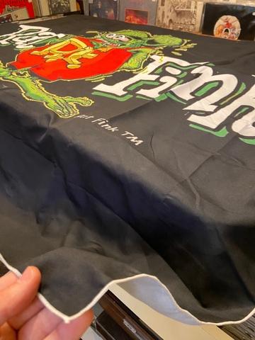 Bandera Rat Fink De Ed Roth